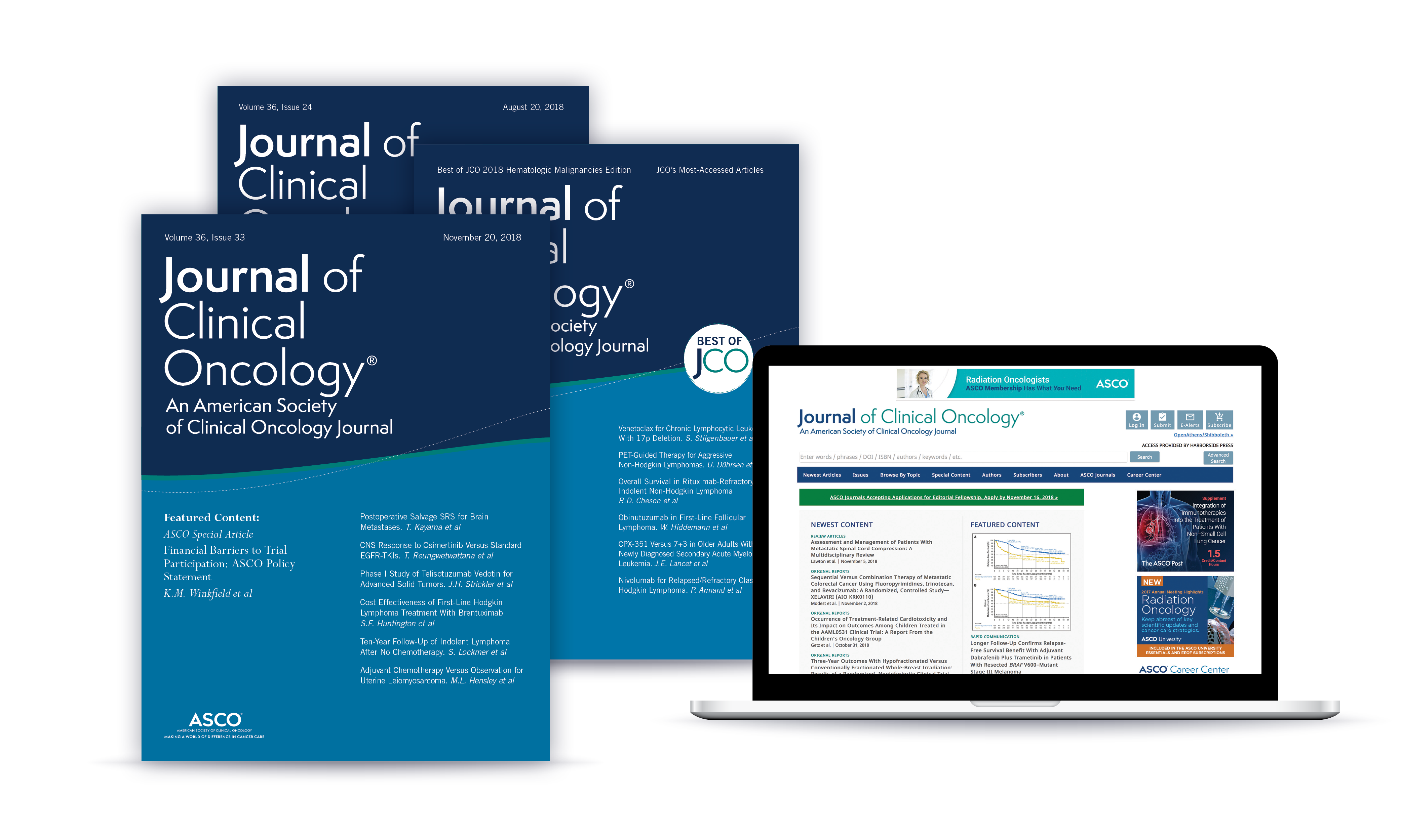 Journal of Clinical Oncology Product Image